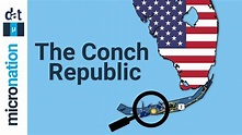 The Conch Republic — Independence from America - YouTube