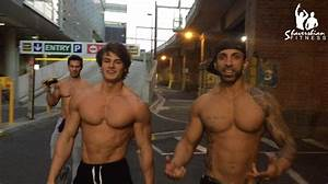 Jeff Seid And Chestbrah