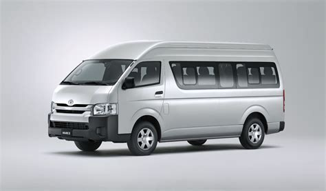 toyota hiace bus high roof  seats ac cps africa