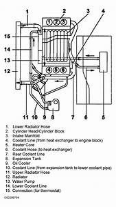 2002 Volkswagen Passat Engine Hose Diagram
