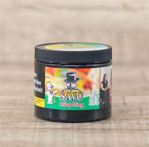 Savu Tabak Häuptling 200g