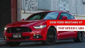 2018 Ford Mustang GT | TOP SPEED CARS - YouTube
