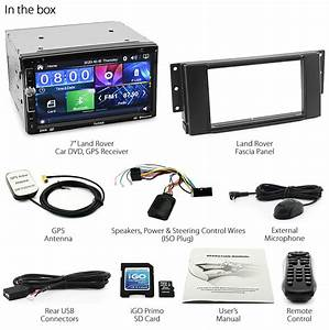 Land Rover Discovery 3 Freelander 2 Car Gps Dvd Player Mp3