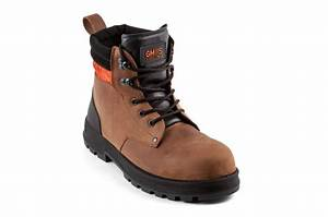 Chaussure De Securite Montante : chaussure de s curit btp montante monster brown gaston ~ Dailycaller-alerts.com Idées de Décoration