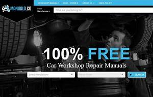 Where Can I View Or Download Car Repair Manuals For Free