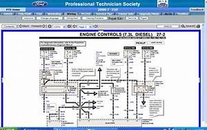 2000 F350 Diesel 7 3 L Powerstroke 4wd Truck Died  No Wait