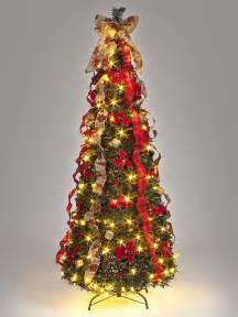 buy 1 8m 6ft 150 led pre lit pop up decorated christmas tree from seasons christmas outlet