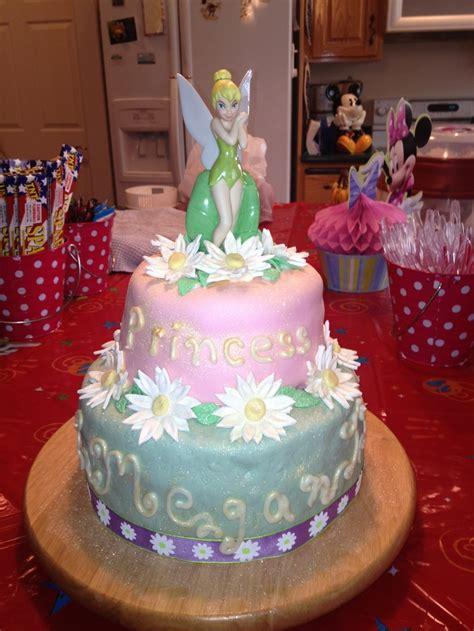 tinkerbell birthday cake disney cake cake craze
