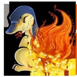 fire type pokemon images