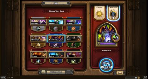 priest deck hearthpwn cheap brodos easy legend priest hearthstone decks