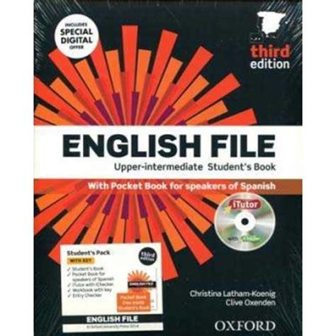 english file upper intermediate book