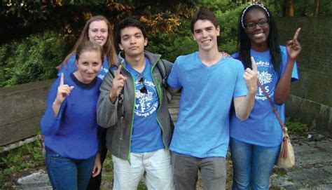 Kennedy-lugar Youth Exchange And Study Abroad Is Open For