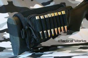 tactical operations ammo cheek pad black range accessories range tactical