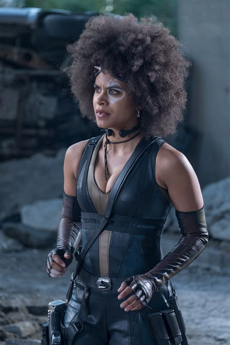 asian actress in deadpool 2 assembling the x force in deadpool 2 starmometer