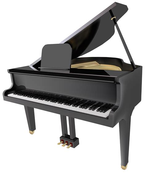 Grand Piano PNG Clipart - Best WEB Clipart