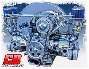 Type 1 Dual Carb Engine