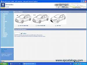 Peugeot Service Box 2014 Parts And Service Manual Download