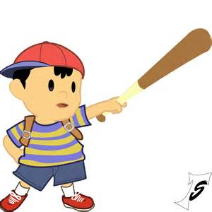Earthbound Ness Mother