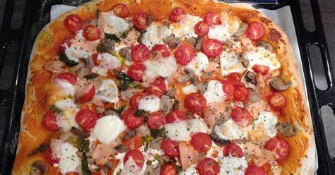recette pate a pizza facile moelleuse les astuces de f 233 e paillette comment faire une pizza maison recette facile p 226 te 224 pizza et