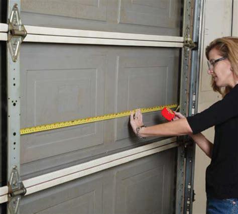 installing garage door insulation diy garage door insulation kit installation