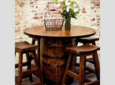 DIY Creatively Repurposed Wine Barrels That You'll Have