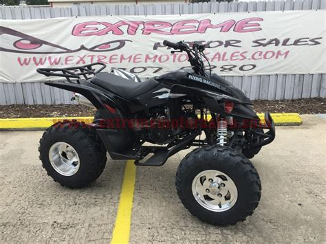 Extreme Motor Sales> Extreme Hawk 200cc Sport Atv 4