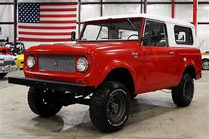 1962 International Scout For Sale  75672