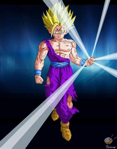 imagenes de gohan son gohan dragon ball vol