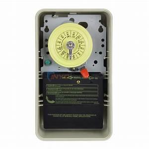 Intermatic Timer 110 Volt Plastic Enclosure