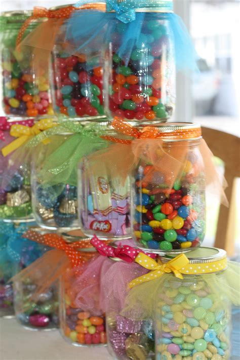 Candy Bar For Birthday Party Whitneys Sweet 16