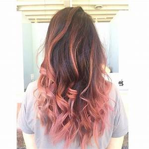 Best 20+ Brown And Pink Hair ideas on Pinterest | Pink dip ...