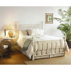 wesley allen iron beds king poster bed hudson s furniture headboard footboard ta