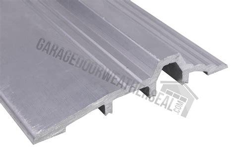 Aluminum Garage Door Threshold