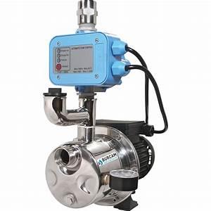 Burcam Pressure Booster  Shallow Well Jet Water Pump  U2014 900