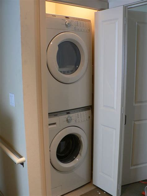 Washer For Apartment by Can You Wire A Closet For A Washer And Dryer Answer Most
