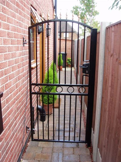 wrought iron gates securing home style interior decorating colors interior