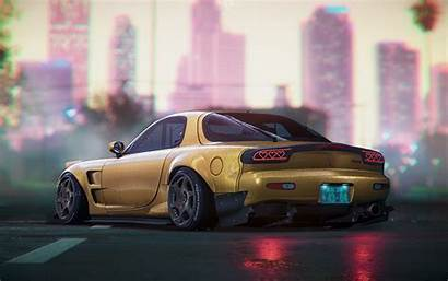 Rx7 Mazda Wallpapers Fd3s Sunrise 4k Need
