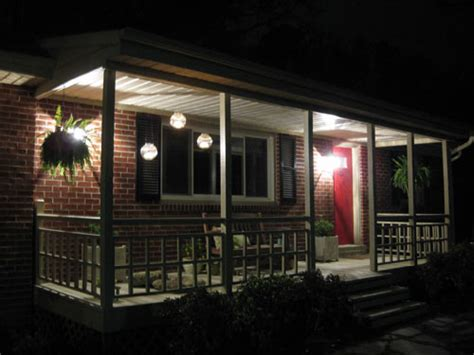 house porch at night our 498 front porch makeover it 39 s done young house love