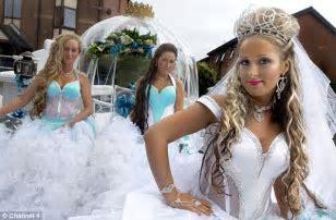My Big Fat American Gypsy Wedding: Hit UK reality show set