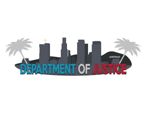 Department Of Justice Rp