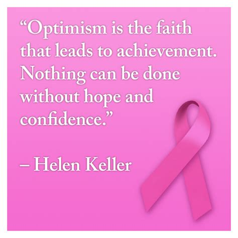 inspirational breast cancer quotes