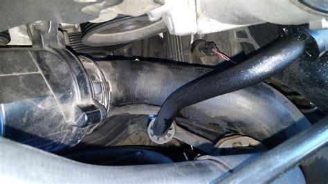 cac intercooler hose leak mi mbworldorg forums