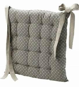 Galette De Chaise : galette chaises ~ Melissatoandfro.com Idées de Décoration