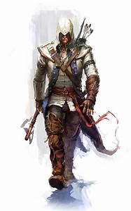 Assassin's Creed 3 Connor Kenway by Shhvattz2000 on DeviantArt