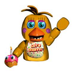 Chica Toy