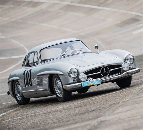 New Mercedes Gullwing by 1955 Mercedes 300 Sl Gullwing Factory Prepped Racer
