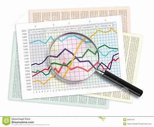 Data Analysis Royalty Free Stock Photography