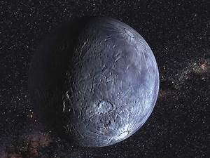 The Dwarf Planet Quaoar - Universe Today