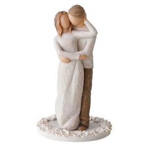 willow tree together cake topper figurine willow tree figurines crusader gifts