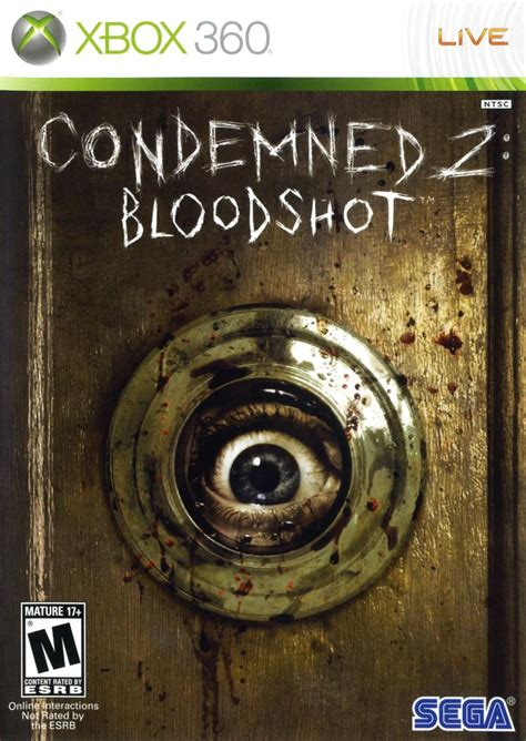 condemned  bloodshot  mobygames